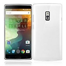 Buy DMG Ultra Thin Soft Touch, Slim Fit Transparent TPU Back Cover Case For One Plus Two/ One Plus 2 / Oneplus 2 / Oneplus Two (Transparent) from Amazon