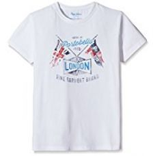 Buy Pepe Jeans Boys' T-Shirt from Amazon