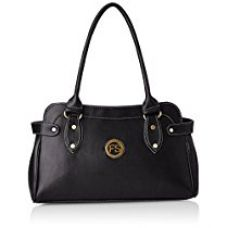 Buy Fostelo Women's Jessy Stylish Handbag (Black) (FSB-390) from Amazon