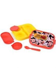 Get 25% off on Disney Mickey Mouse Lunch Box - Yellow And Red