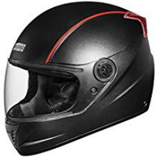 Studds Professional Full Face Helmet (Black and Red , M) for Rs. 840