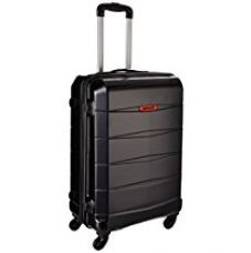 Safari Re-Gloss Polycarbonate 65 cms Black Hardsided Suitcase (NEW-Re-Gloss-65-Black-4WH) for Rs. 5,586