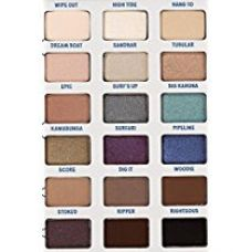 ADS BALMSAI 18 Colors Eyeshadow and Brow Palette with Shaping Stencils for Rs. 299