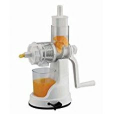 Floraware Fruit & Vegetable Juicer Mixer Grinder with Suction Base, Green for Rs. 425