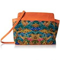 Kanvas Katha Women's Digitally Printed fashion canvas Sling bag  (Multi)  (KKBT001) for Rs. 279