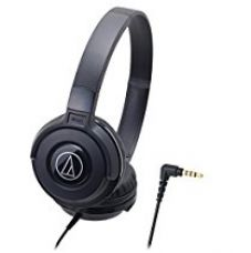 Audio-Technica Street ATH-S100BK Monitoring Headphones (Black) for Rs. 1,290