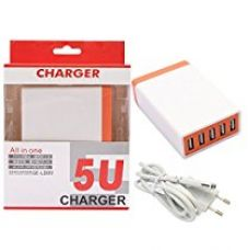 Buy DMG Charging Station, Wall Charger High Speed USB Charger Desktop Charger USB Travel Charger with Smart charging for Apple iPhone 7 6s 6s Plus/6/5/5S, iPad ETC from Amazon