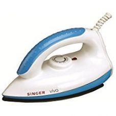 Singer Viva 1000-Watt Dry Iron (Blue) for Rs. 545
