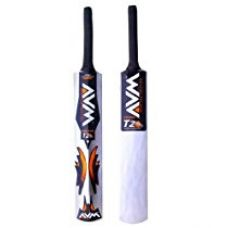 Buy AVM Splash 20-20 Tennis Cricket Bat, Long Handle from Amazon