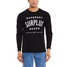Buy Superdry Men's Cotton Sweater from Amazon
