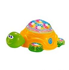 Toyshine Bump and Go Turtle Toy with 3D Lights and Music for Rs. 999