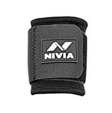 Buy Nivia Wrist Support (Black), (1 Piece) from Amazon