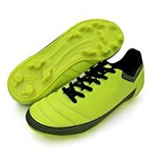 Buy Vector X Chaser ll 001-M Football Shoes, Men's UK 11 (Yellow/Black) from Amazon