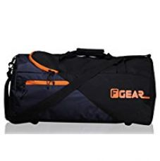Buy F Gear EXplory Polyester 55 Ltrs Orange Travel Duffle (2323) from Amazon