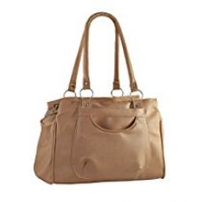 Buy Regalovalle Women's Handbag (Beige,Lb-31) from Amazon