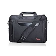 Buy F Gear Diplomat Black Office Bag from Amazon