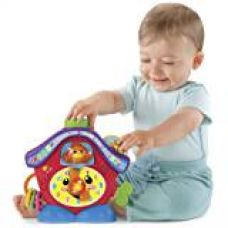Buy Fisher-Price Laugh and Learn Peek-a-Boo Cuckoo from Amazon
