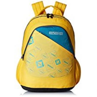 American Tourister 26 Lts Yellow Casual Backpack (66W (0) 92 002) for Rs. 1,225
