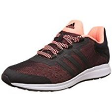 Buy adidas Women's Adiphaser W Cblack and Sunglo Running Shoes from Amazon