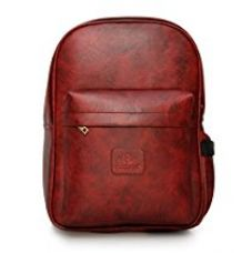 Buy The Clownfish Elite Vxi 7 Series Rosewood 15.6 inch Laptop Bag / Travel Backpack / School Bag With One Year Brand Warranty from Amazon