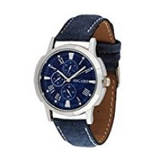 Buy Asgard Analog Blue Dial Watch for Men- BR-101 from Amazon