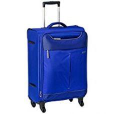 American Tourister Sky Polyester 68Cms Blue Soft Sided Suitcase (25R (1) 31 002) for Rs. 6,855