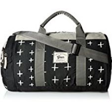 Gear Sport 21 ltrs Black and Grey Gym Bag (DUFFRSHR10104) for Rs. 798
