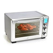 Buy Oster TSSTTVDFL1 22-Litre Oven Toaster Grill (Chrome) from Amazon