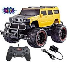 Buy Saffire Off Road Passion 120 Monster Racing Car, Yellow from Amazon