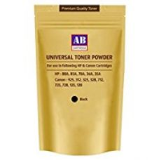 AB Universal Toner Powder for HP 88A, 85A, 78A, 36A, 35A Canon 925, 312, 325, 328, 712, 725, 728, 125, 128 for Rs. 322