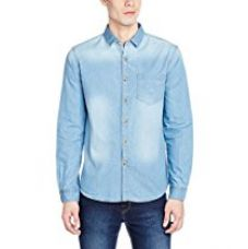 Buy Highlander Men's Casual Shirt from Amazon