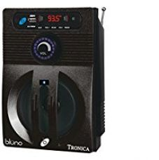 Tronica Bluetooth Bluno Mp3/Sd Card/Aux/Fm Player With Speaker for Rs. 999