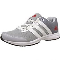 Buy adidas Men's Ezar 3.0 M Silvmt, Visgre, Ftwwht and Scar Running Shoes from Amazon