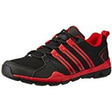 Buy adidas Men's Felor Hiker Black and Scarle Leather Trekking and Hiking Footwear Shoes from Amazon