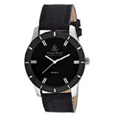 Buy Ferry Rozer Black Dial Leather Belt Analog Watch For Men from Amazon