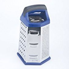 Godskitchen 6 Sided Cheese Grater/ Vegetable Shredder with Handle. Color May for Rs. 470