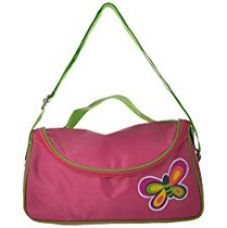 Buy Colorsnbags Pink Kid's Lunch Bag from Amazon