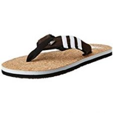 Buy adidas Men's Beach Cork Thong Ms Crakha, Reabrn and Black Flip - Flops and House Slippers from Amazon