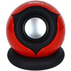 Buy TRONICA RECHARGEABLE MULTIMEDIA SPEAKER from Amazon