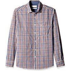 Buy Scullers Men's Casual Shirt from Amazon