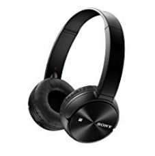 Sony MDR-ZX330BT On-Ear Bluetooth Headphones (Black) for Rs. 4,599