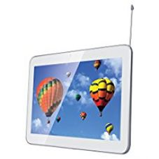 IBall Slide 1026-Q18 Tablet (10.1 inch, 8GB, Wi-Fi+3G+Voice Calling), White for Rs. 9,999