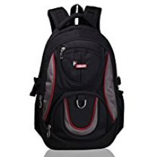 Buy F Gear Axe Polyester 29 Liters Black School Bag from Amazon