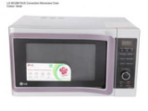 Flat 20% off on LG MC2881SUS 28 ltrs Convection Microwave Oven (Silver)