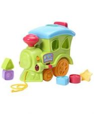 Buy Littles Pull Along Musical Train Play And Learn Toy from FirstCry