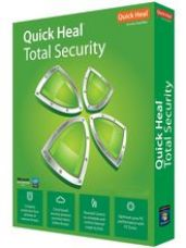 Flat 40% off on Quick Heal Total Security- 2 User 1 Year