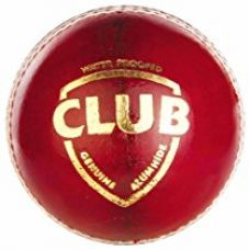 SG Club Leather Ball (Red) for Rs. 399