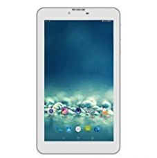 Buy I KALL N8(1GB+4GB) Dual Sim 3G+Wifi Calling Tablet WITH 1 year Warranty- White from Amazon