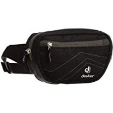 Buy Deuter Nylon 1.8 ltrs Black and Anthracite Waistpack (4046051048765) from Amazon