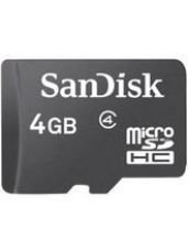 Sandisk 16GB microSD Memory Card Class 4 for Rs. 439